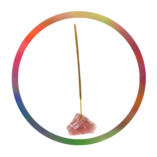 Cristais para ansiedade quartzo rosa